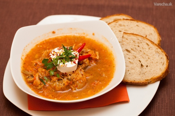 Slovak recipes worth taking home: Kapustnica (Sauerkraut soup)